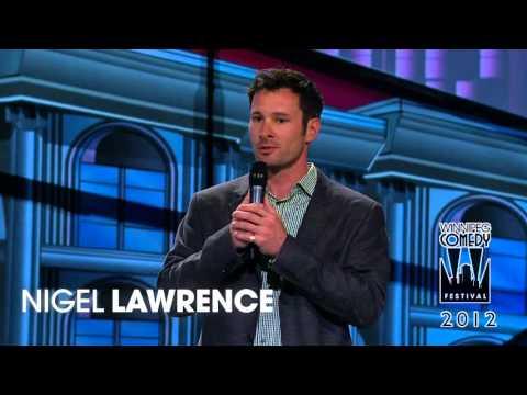 CBC Winnipeg Comedy Fest: Observational Comedy Disorder - Nigel Lawrence 2