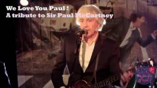 Drive my car - We Love You Paul !  - tribute to McCartney