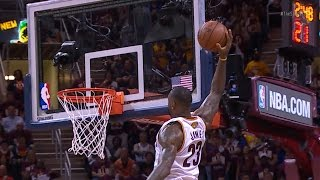 Top 10 Dunks 2016 NBA Playoffs