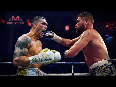 Oleksandr Usyk Vs. Tony Bellew - A CLOSER LOOK (2018)