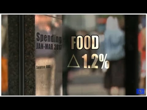 Brexit fallout: food inflation bites as real wages set to fall again