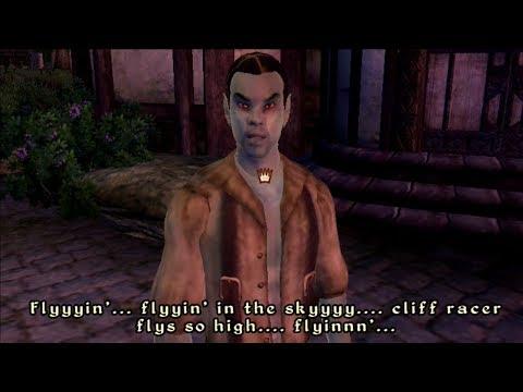 Oblivion NPC Dialogue Compilation
