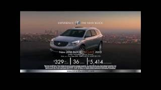 BUICK AND GMC SEPTEMBER SPECIAL PRICING