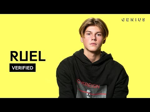 """Ruel """"Not Thinkin' Bout You"""" Official Lyrics & Meaning 