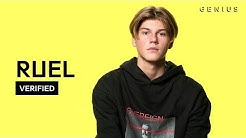 "Ruel ""Not Thinkin' Bout You"" Official Lyrics & Meaning 