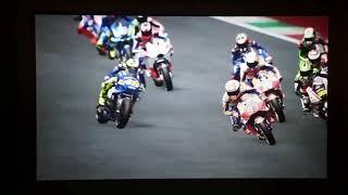 Valentino Rossi DESTROYS Marc Marquez - Sweet Revenge - Catalunya Circuit