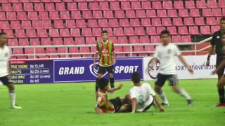 ไฮไลท์ การแข่งขันฟุตบอลลีกเยาวชนแห่งชาติ รุ่นอายุ 15 ปี