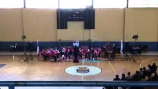 Orquesta sinfónica Infantil Claudio Arrau León Chillan