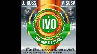 DJ ROSS & M SOSA Feat  JM Brolik, Neo Skywalker, Alain 2 l