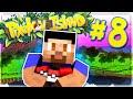 PIXELMON ISLAND SMP #8 (Pokemon Go Minecraft Mod)