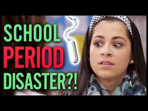 PERIOD!? w/ Griffin Arnlund & Alex Demartino | HACKING HIGH SCHOOL