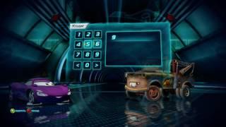 Тачки 2/Cars 2 Прохождение (Все коды)Xbox 360