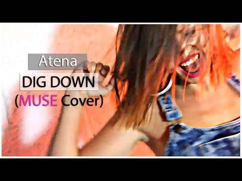 Atena - DIG DOWN | MUSE cover + lyrics