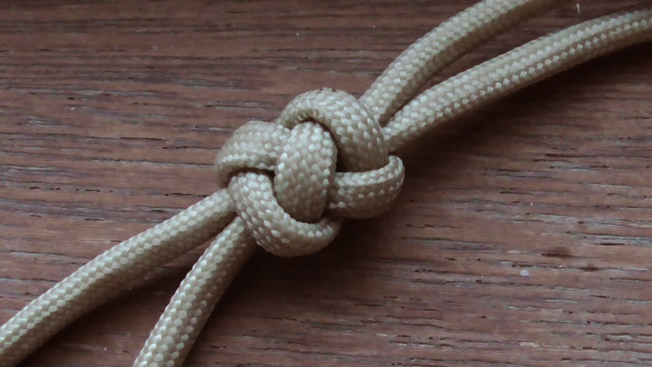 How To Tie A Crown And Diamond Knot Abok 784 Doovi