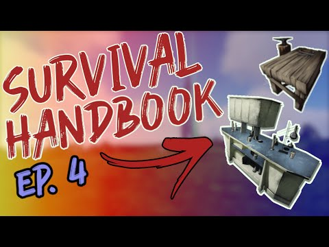 Complete Crafting Guide | Survival Handbook EP. 4: Early Game Tips | ARK: Survival Evolved