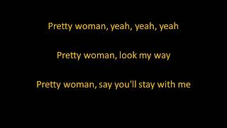 Pretty woman lyrics