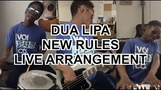 Dua Lipa - New Rules (Solo Live Arrangement)