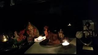 Ganapath Vighan Haran - short clip. 22.9.18.