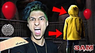 DO NOT GO TO THE GEORGIE SEWER FROM IT MOVIE AT 3AM!! *OMG I ACTUALLY FOUND GEORGIE