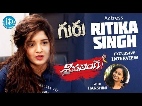 Ritika Singh Exclusive Interview || #Guru || #Shivalinga || Talking Movies With iDream #360