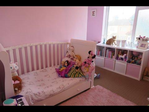 Ellie's Room Tour & Toy Storage Ideas/Tips!