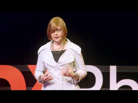 Cloth that thinks | Geneviève Dion | TEDxPhiladelphia