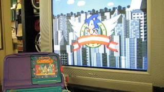 Muestra de funcionamiento de Sega Pico
