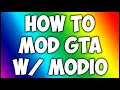 How To Mod Gta 5 w/ Modio 5