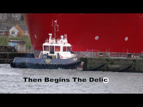The Amazon Offshore Supply Vessel & Clyde Marine Services