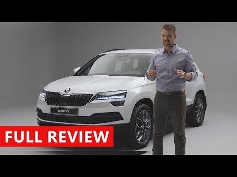 2017 Skoda Karoq Review - Amazing New Budget SUV ! - Dauer: 11 Minuten