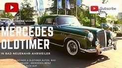 Mercedes Oldtimer - Oldtimer Mercedes Benz