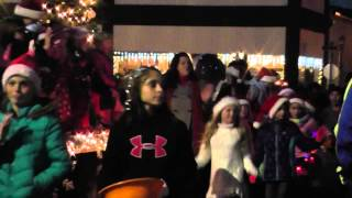 Yreka Holiday Parade 2014