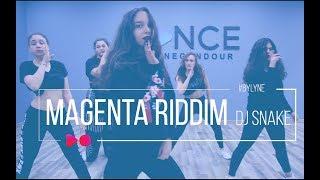 Magenta Riddim - DJ Snake | Dance Choreography - Lyne Gandour | Dance Choreography - Lyne Gandour
