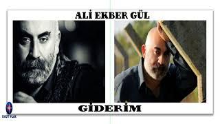 Yürek Yakan Ağlatan Dertli Türküler  Giderim  Ali Ekber Gül