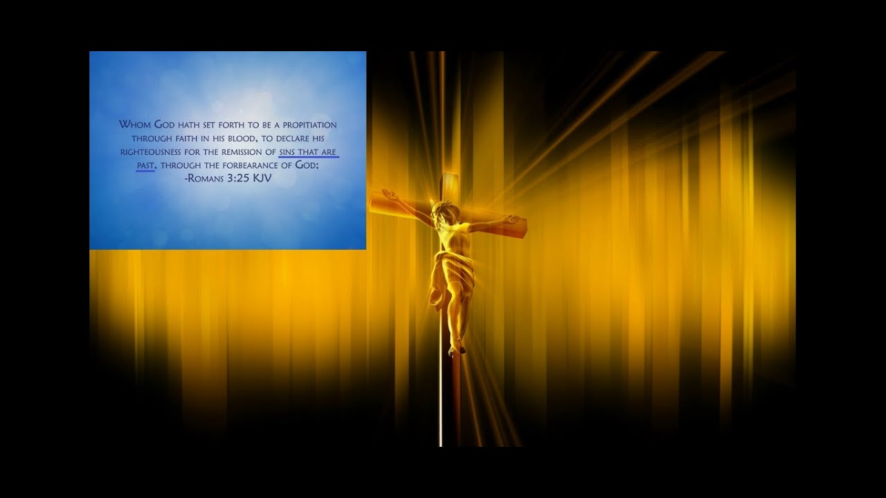 """Jesus Did it All"" 