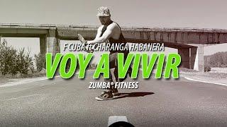 Voy A Vivir - F Cuba ft Charanga Habanera | Zumba Fitness Choreo ny ionut