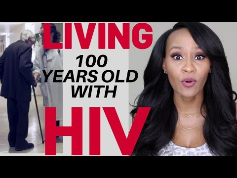 OLDEST LIVING PERSON With HIV Turns 100 Yrs Old!! 😱TRUE STORY!