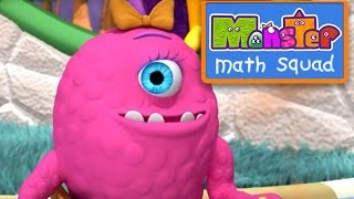 Monster Math Squad: Stinky Feet thumbnail