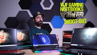 Vijf Gaming Notebooks in een Tarkov Shoot-out!