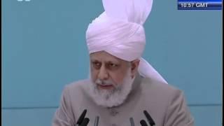 2012-06-02 Ansprache des Kalifen (aba) an die Frauen auf der Jalsa Salana 2012
