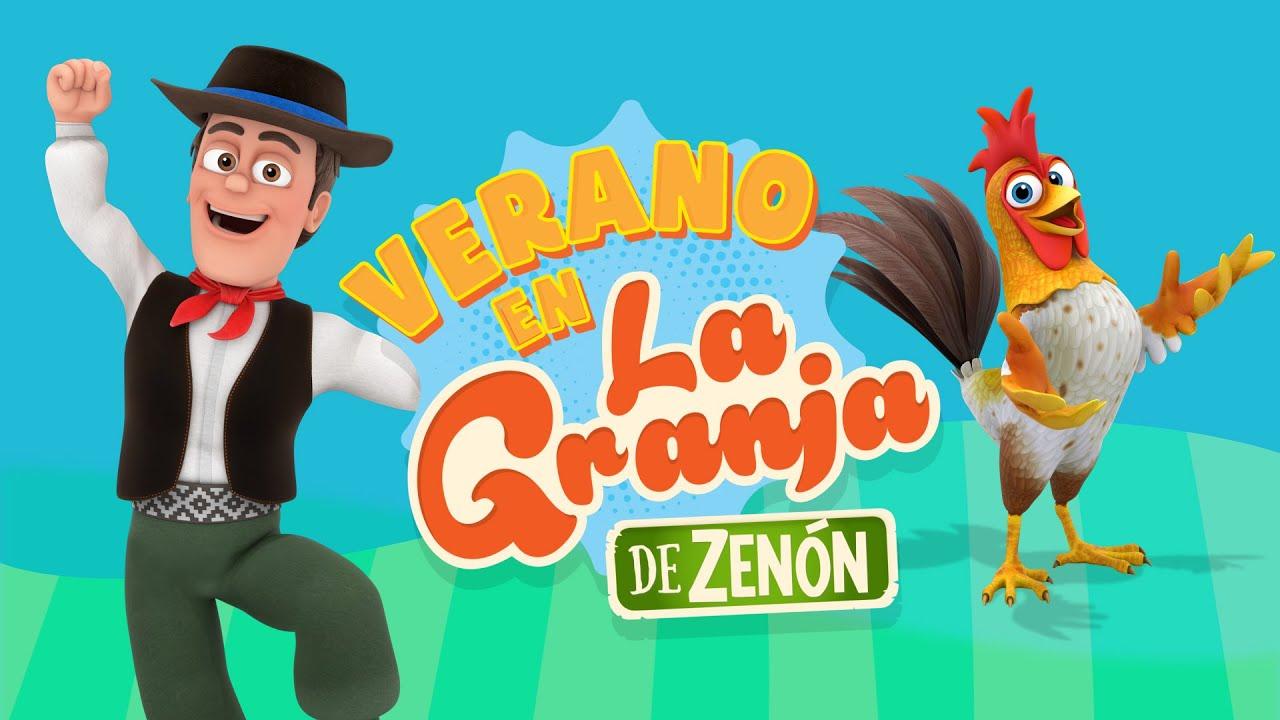 #España ¡GRAN SORTEO! ¡Productos de La Granja de Zenón y Bandai!