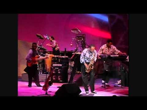 Grover Washington - Let it Flow [Live]