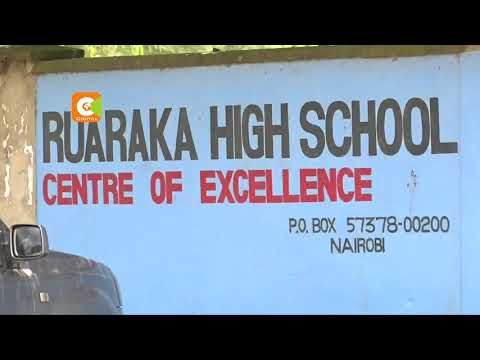 Nairobi County official says Ruaraka schools land belongs to public