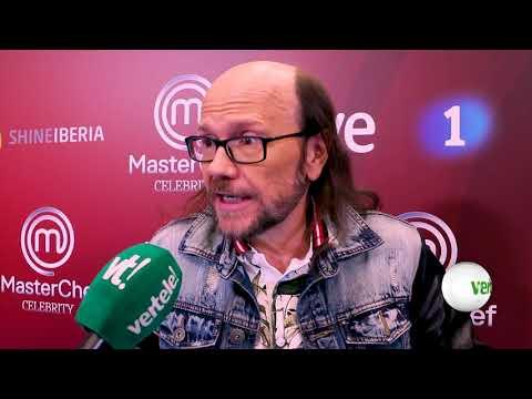 """Santiago Segura, el """"friki"""" de MasterChef: """"Me da igual ganar yo a que pierdan los demás"""""""