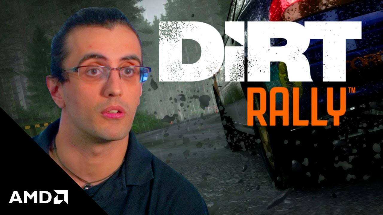Under the Hood: DiRT Rally™ and AMD Radeon™ Graphics