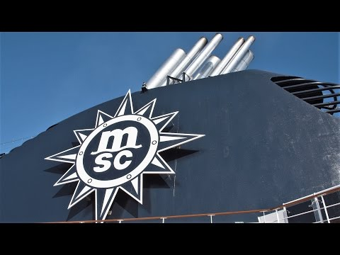 MSC Opera Caribbean Cruise