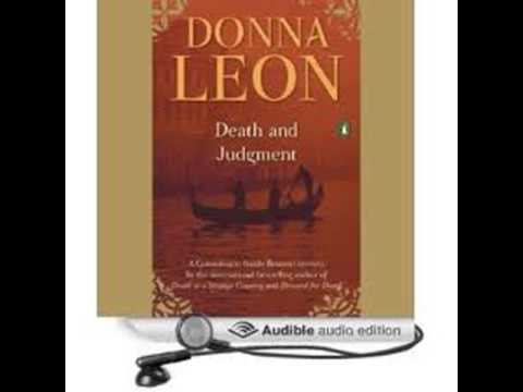 Donna Leon Audiobook Death and Judgement
