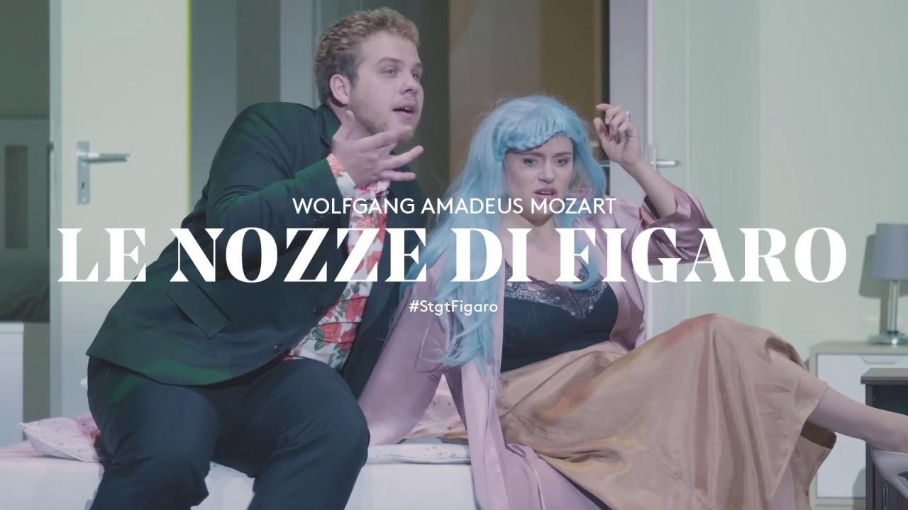 Bildergebnis für stuttgart le nozze di figaro