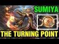 The Turning Point Item - Sumiya Invoker 7.15 Gameplay - Dota 2