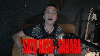 Download Satu Rasa - Sahara/Acoustic Cover